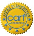 CARF Excellence Award for Rehabilitiation