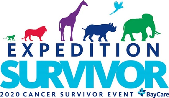 Expedition Survivor, to be held Feb. 1 at ZooTampa at Lowry Park, is for all people touched by cancer.