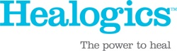 Healogics logo with The Power to heal tagline